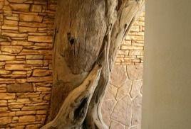 """""""дерево"""" из бетона"""