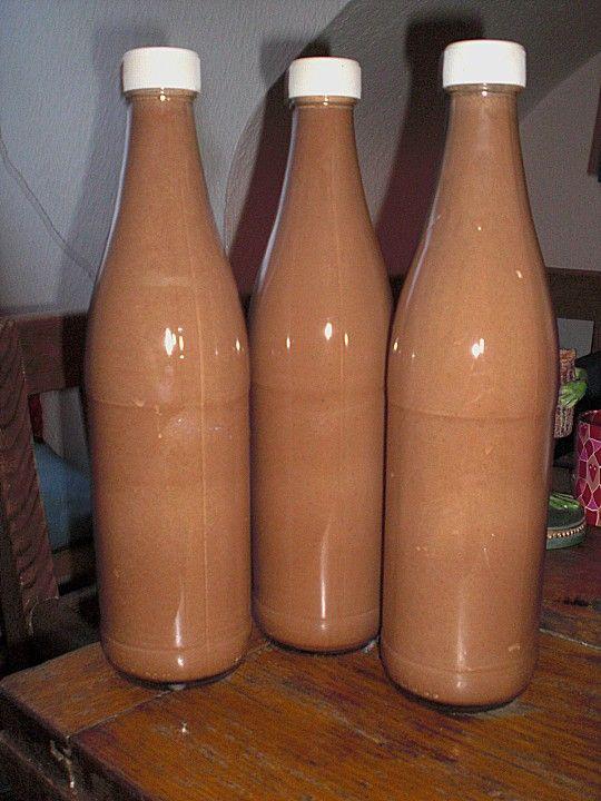 Nutella Likor Rezept Likor Rezepte Nutella Und Schnaps Rezepte