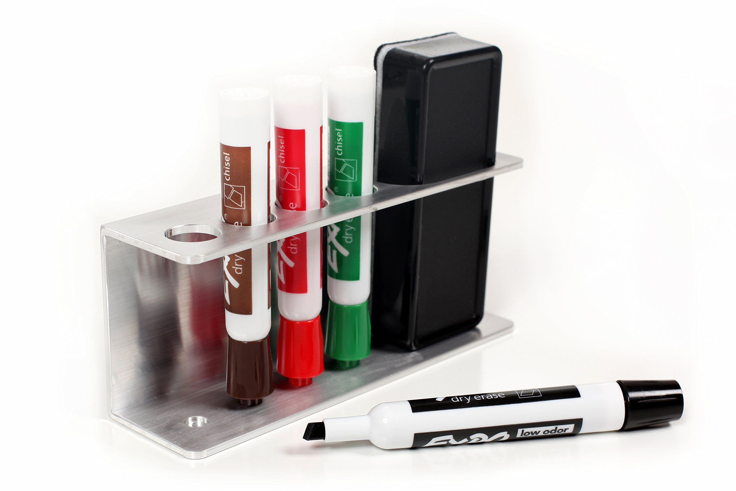Whiteboard Marker Holder Marker and Eraser Hold...