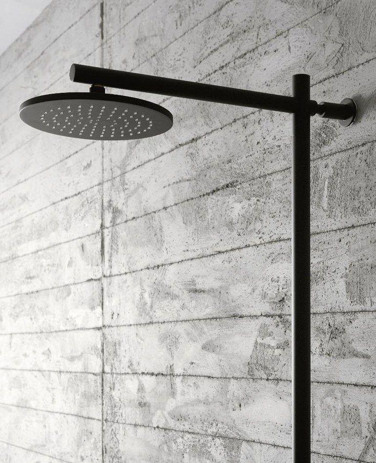 ZAZZERI SHOWER Colonna doccia a parete termostatica con