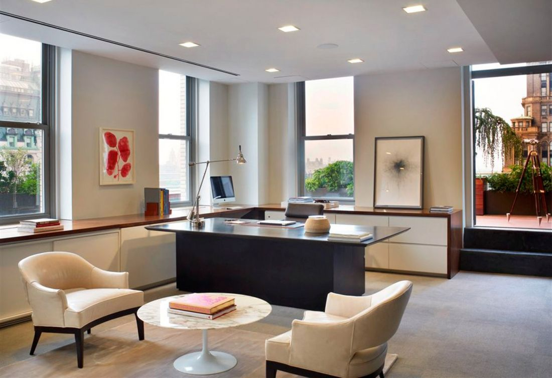 Meyer Davis Private Offices With Images Private Office