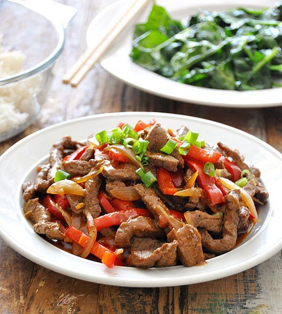 70 Grinds Peppered Beef Stir Fry by @FussFreeCooking #beef #stirfry #pepper