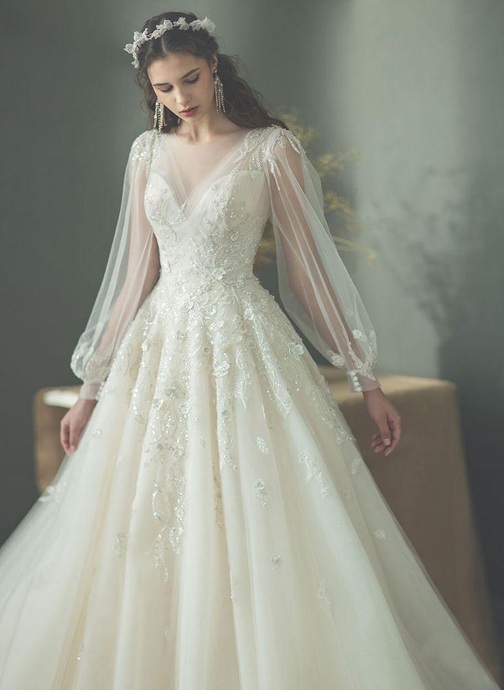 Photo of 20 Utterly Romantic Wedding Dresses for the Fashion-Forward Bride #Fashion-Forwa…