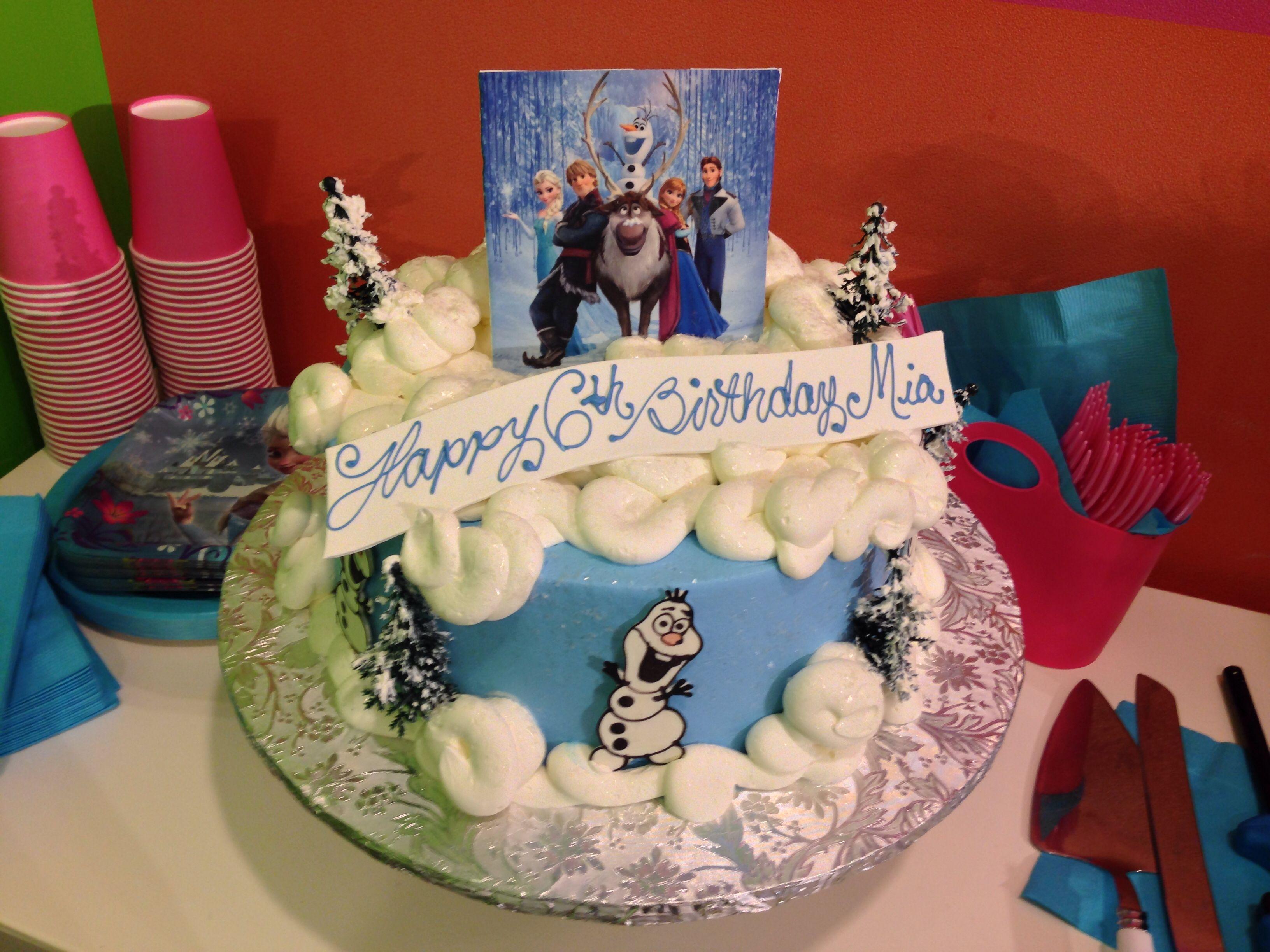 Our Favorite Frozen Cake Disney Frozen Birthday Cake Konditor