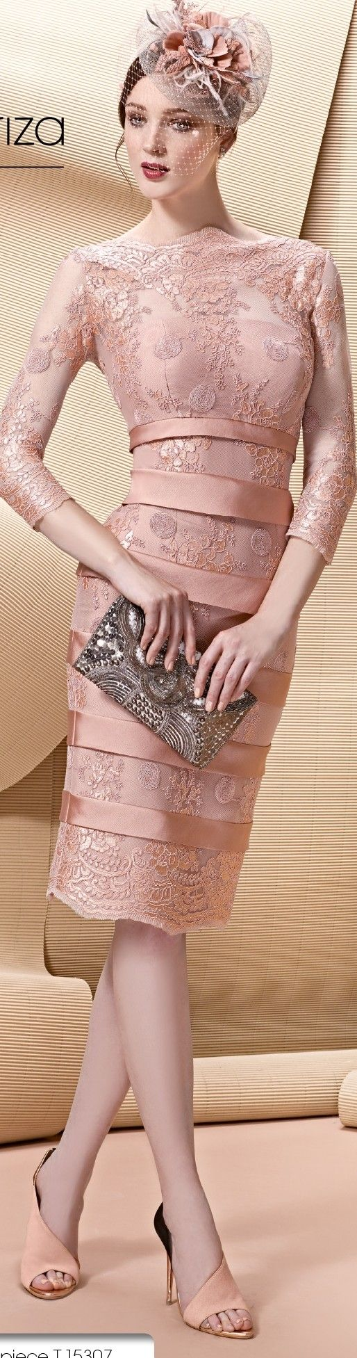 Angela Ariza Coctail Dress   Wedding Dress   Pinterest   Vestiditos ...