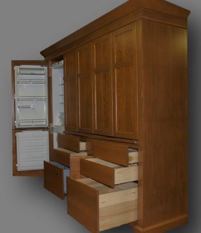 Amazing Mini Kitchen Armoires   YesterTec Kitchen Design Company
