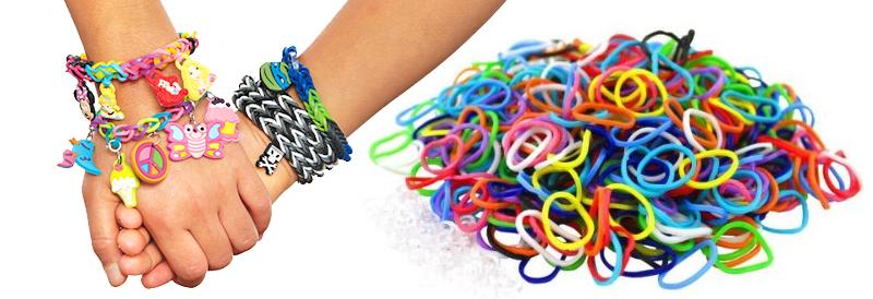 Band-it loom is een Nederlands alternatief op de Rainbow Loom® kit.  De loom-elastiekjes die wij in onze webshop verkopen zijn ook geschikt voor de Band-it loom.   WAT IS BAND-IT LOOM?  Band-it Loom is net als Rainbow Loom een kit om met gekleurde elasti