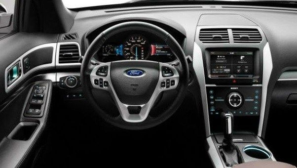 2016 Ford Explorer Release Date With Images Ford Explorer