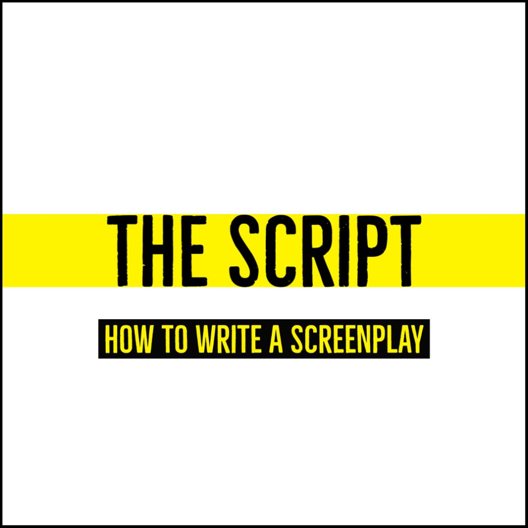 Predownload: How To Write A Screenplay Online Course Writing Exercises Kids Writing Writing A Book [ 1080 x 1080 Pixel ]