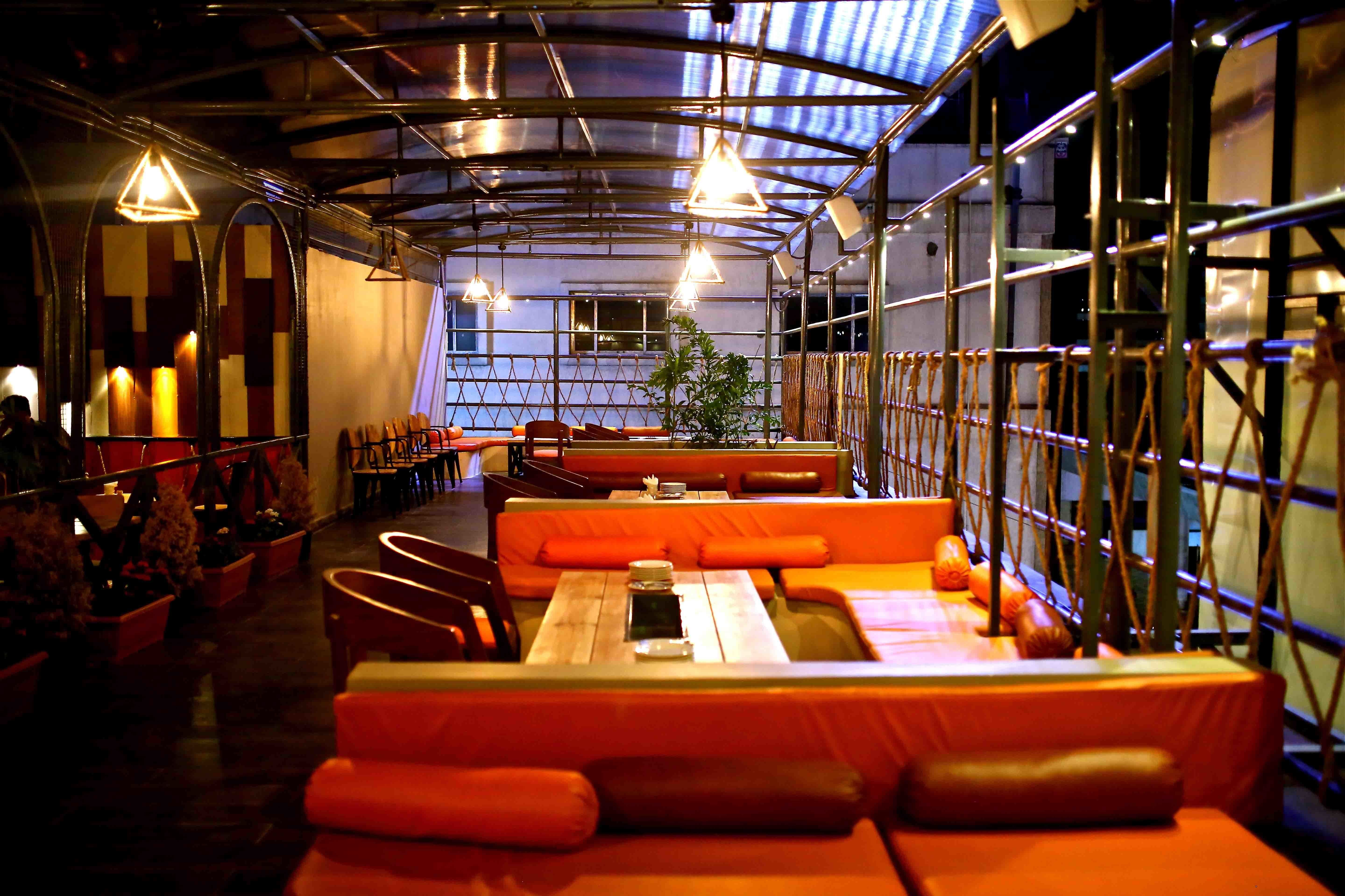 OTB - Cafe Out Of The Box, Jubilee Hills, Hyderabad - Restaurant