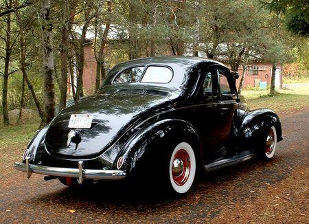 1939 Ford Coupe Desktop Nexus Wallpapers Retro Cars Classic Cars Trucks Cars