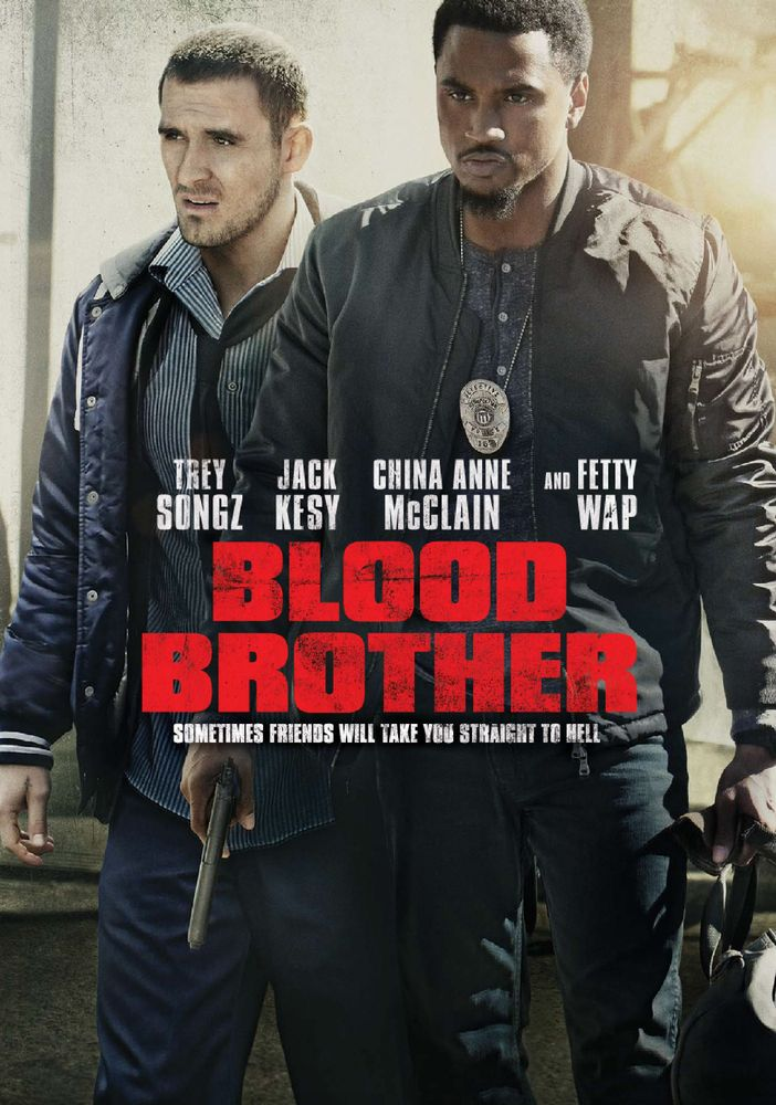 Blood Brother [DVD] [2018] Trey songz, Blood brothers