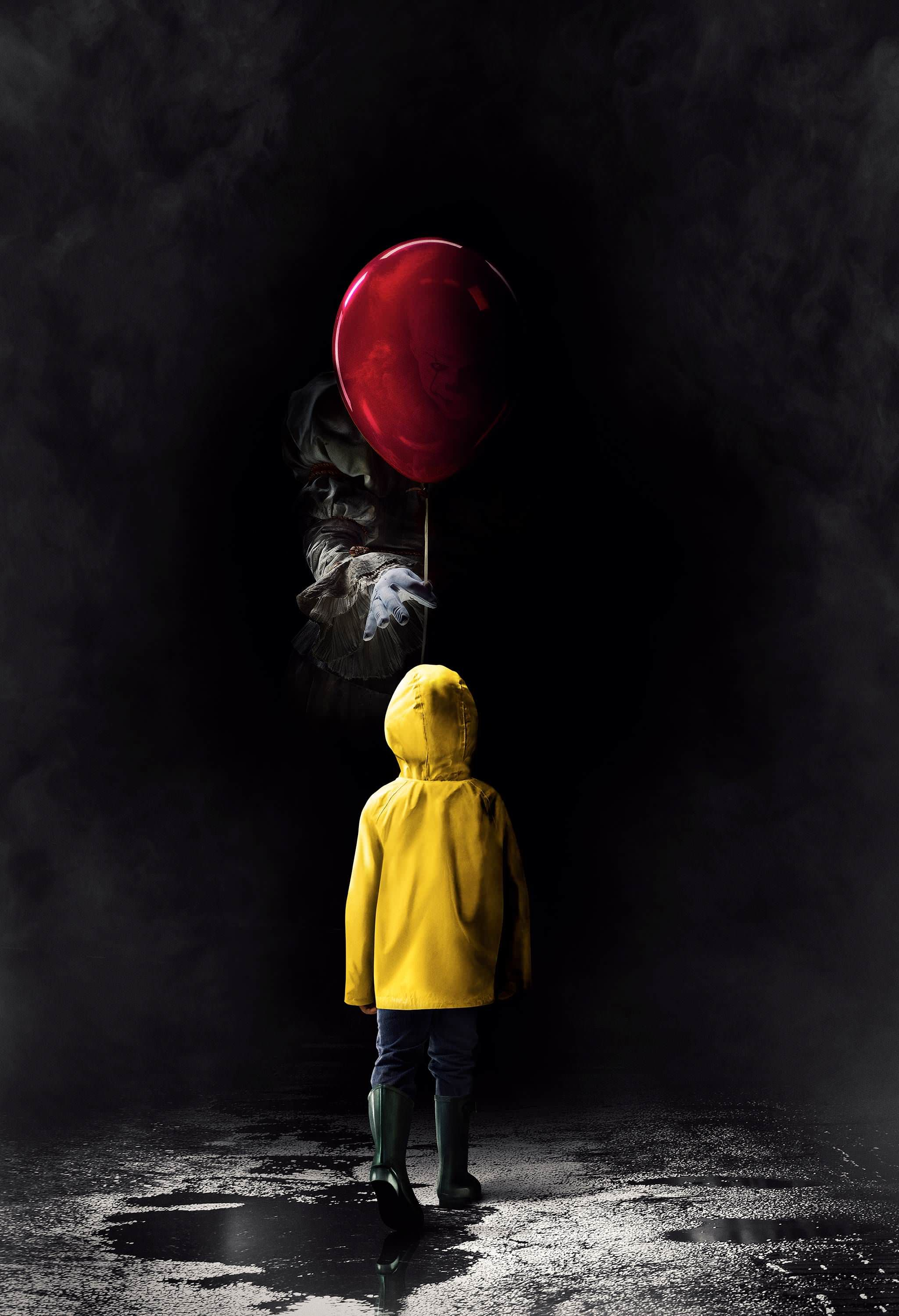 It 2017 Hd Wallpaper From Gallsource Com Bioskop Horor Film Baru