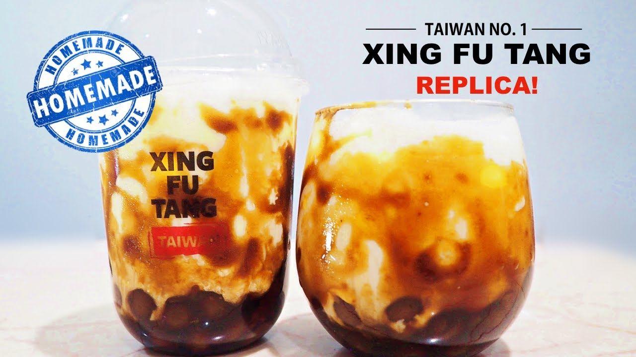 Resep Brown Sugar Boba Ala Xing Fu Tang Homemade Bubble Tea Kenyal Bubble Tea Resep Minuman Resep