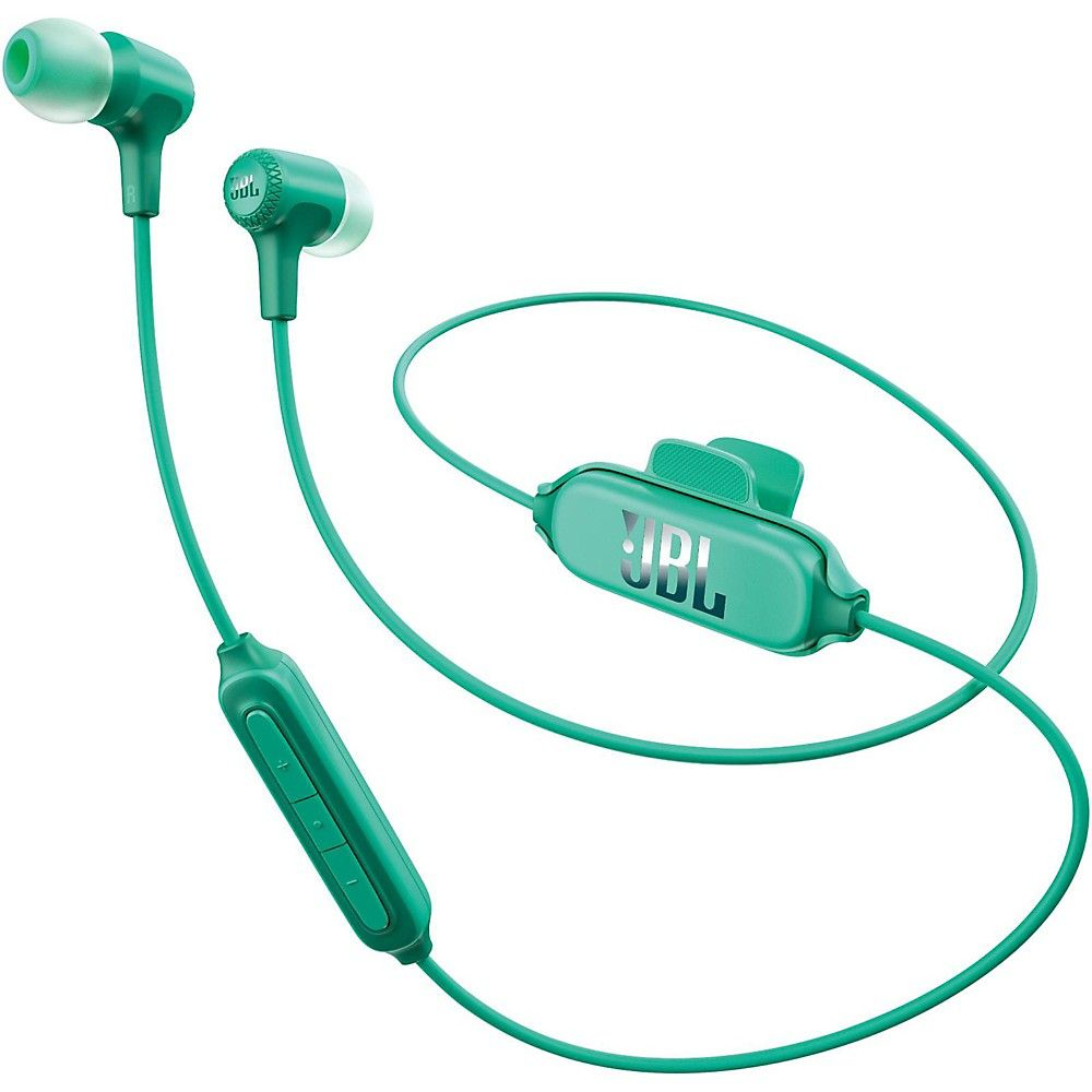 JBL E25BT Bluetooth In-Ear Headphones Teal | Products | Pinterest ...