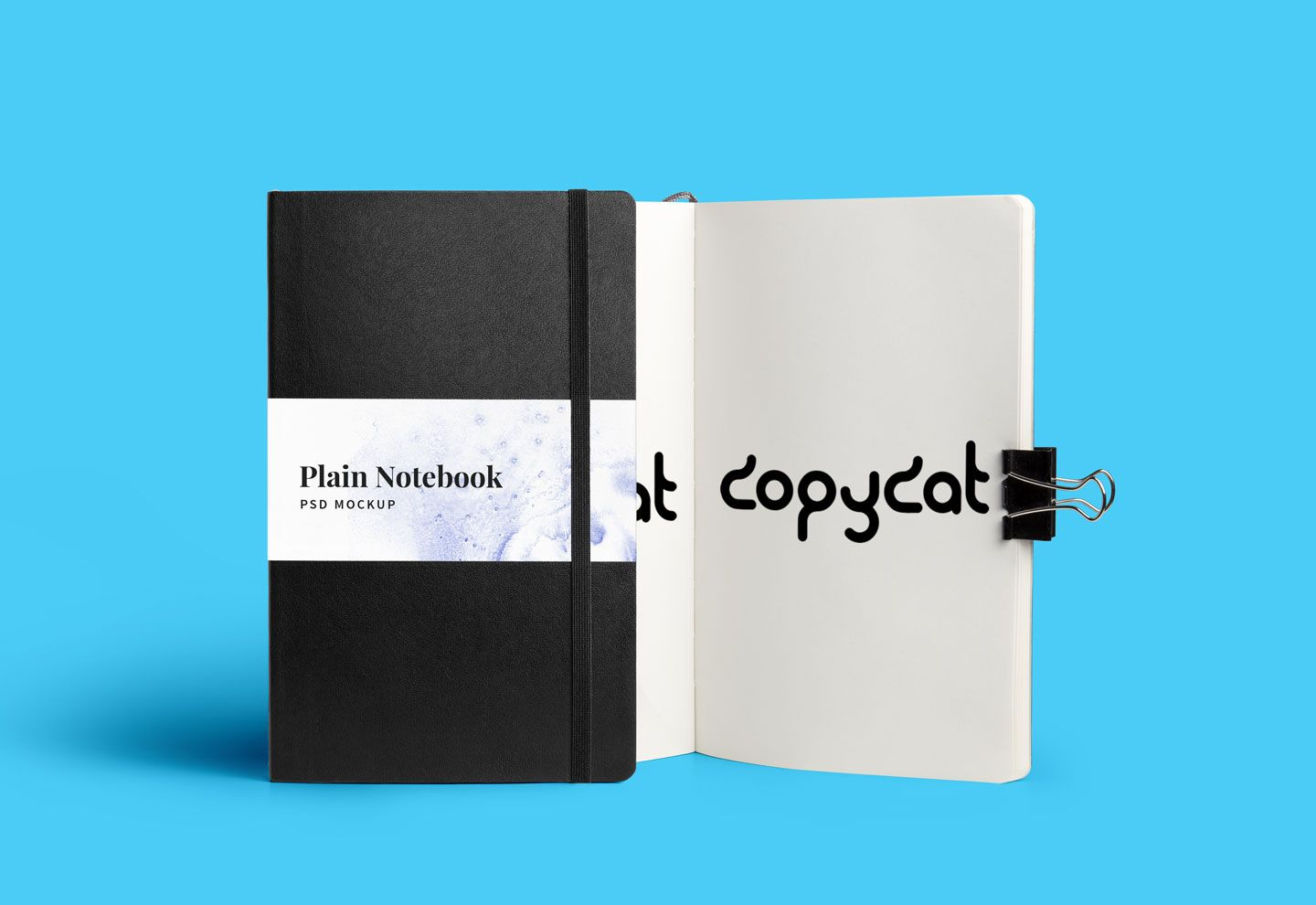 Download Mockup Psd Notebook Yellow Images
