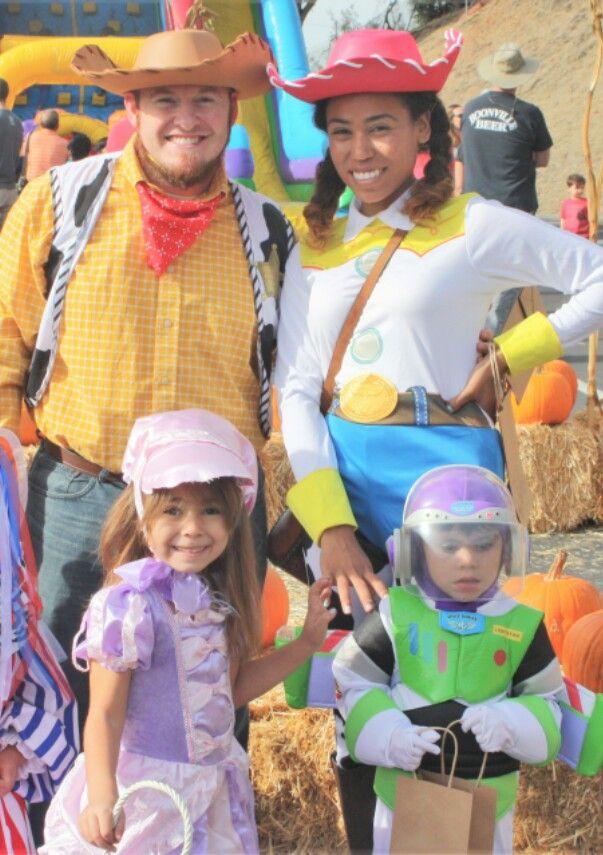 family toy story costumes buzz lightyear bo peep woody jessie
