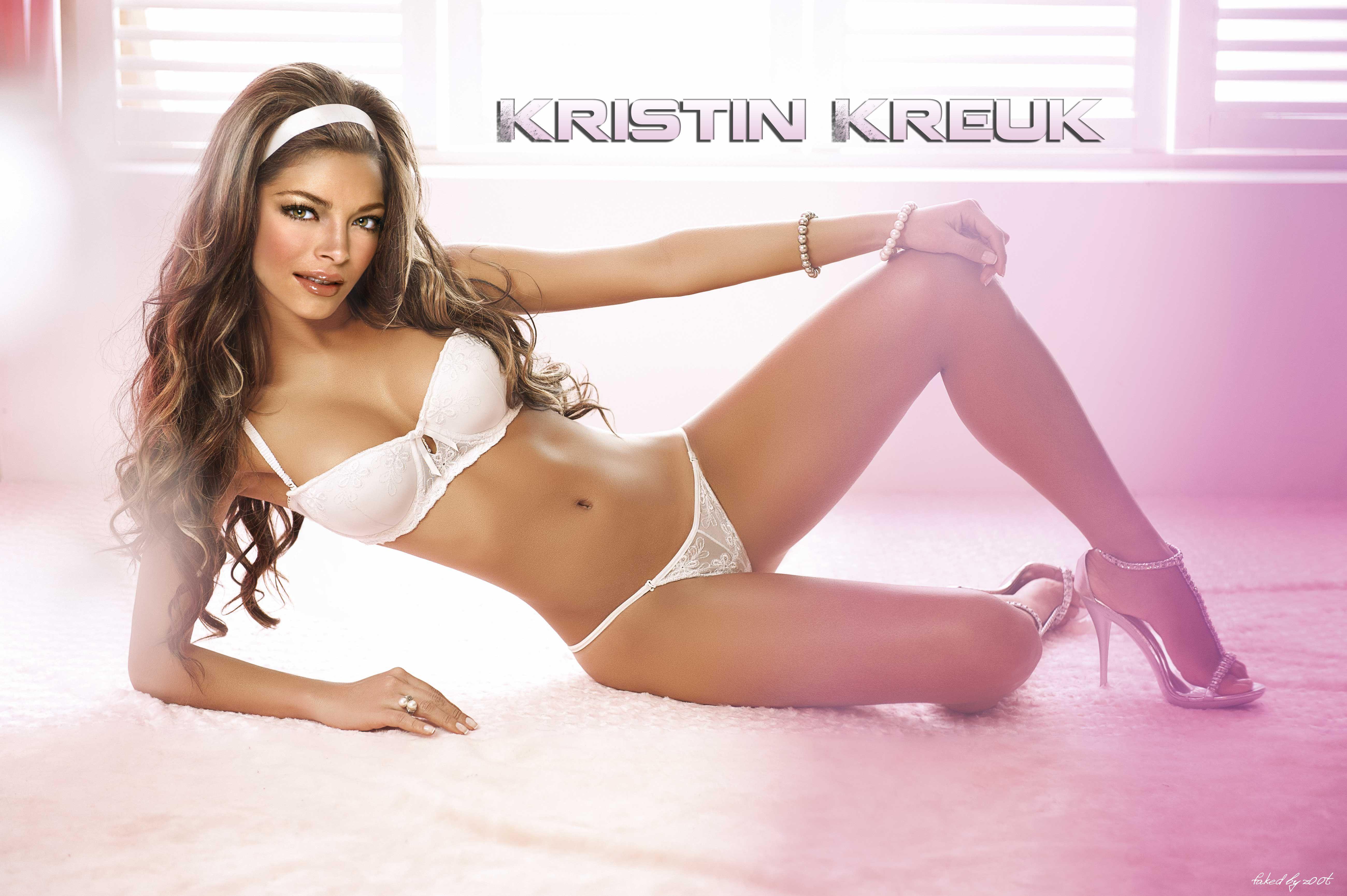 Kristin kreuk beach bikini