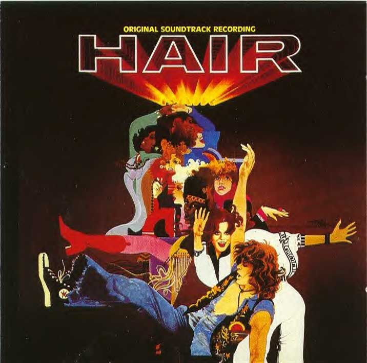 Hair 1979 Hair Lyrics Movie Soundtracks Soundtrack