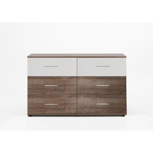 Mehrere Farben Paulownia Wood LEITMOTIV Snap Cabinet One Size