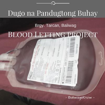 BaliwageNews: Blood Letting : Dugo na Pandugtong Buhay