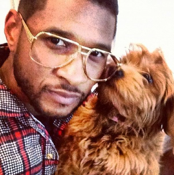 usher raymond biography