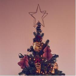 Photo of Weihnachtsoberteil Led Weihnachtsstern Baumspitze SiriusSirius