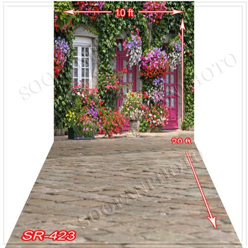 Spring 10 X20 Computer Digital Vinyl Scenic Photo Backdrop Background Sr423b88 Backdrops Backgrounds Scenic Photos Photo Backdrop