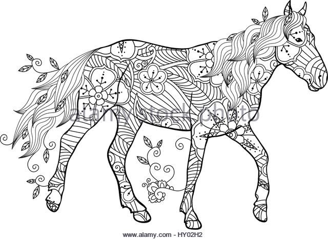 Pin by Karen Lower on Tangles | Coloring books, Vector ...