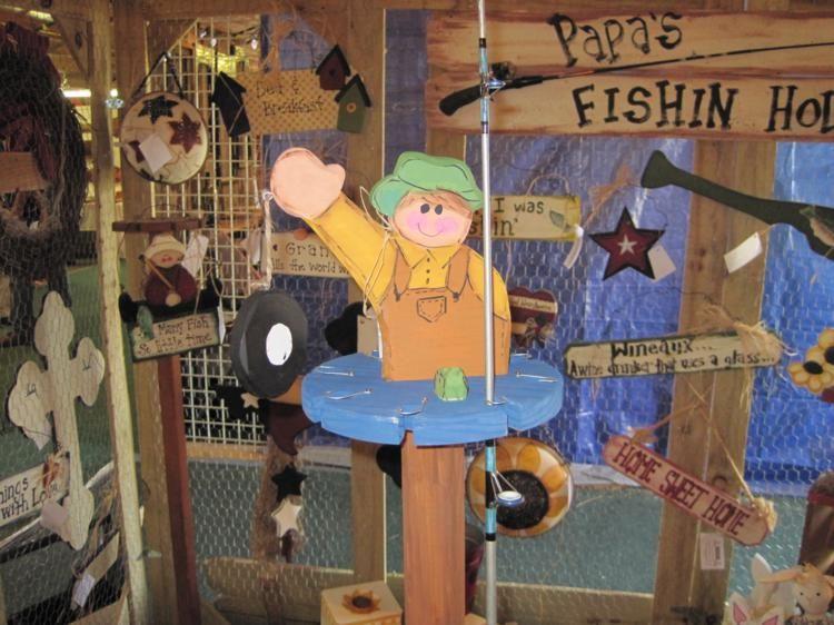 Fun Fishing Rod Holder