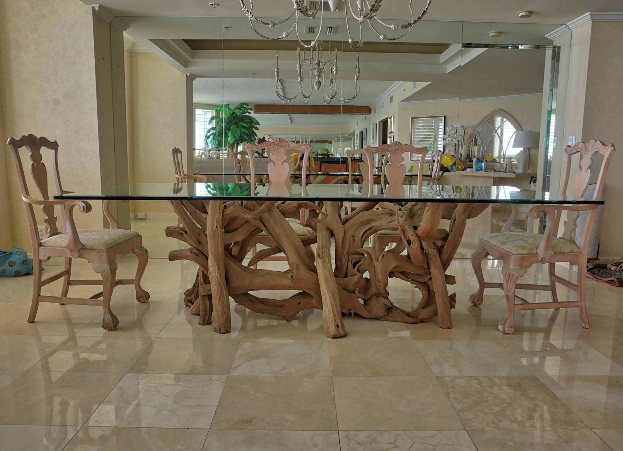 Driftwood Dining Table Driftwood Dining Table