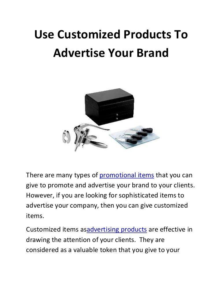 Slideshare promotional giveaways