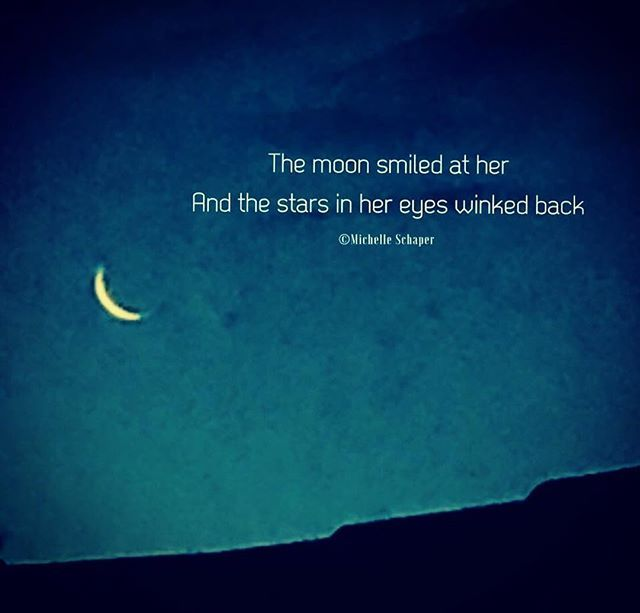 Moon Smile Her Stars Eyes She Soulkissing Quote Quotes Quotestagram Poetsofig Writingcommunity Moon And Star Quotes In Her Eyes Quotes Star Quotes