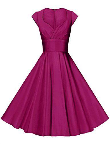 930b4a646ecb GownTown Womens Dresses Party Dresses 1950s Vintage Dress...  https   www.amazon.com dp B06XZ3G8YJ ref cm sw r pi dp x jmcdzbRDT9RKP
