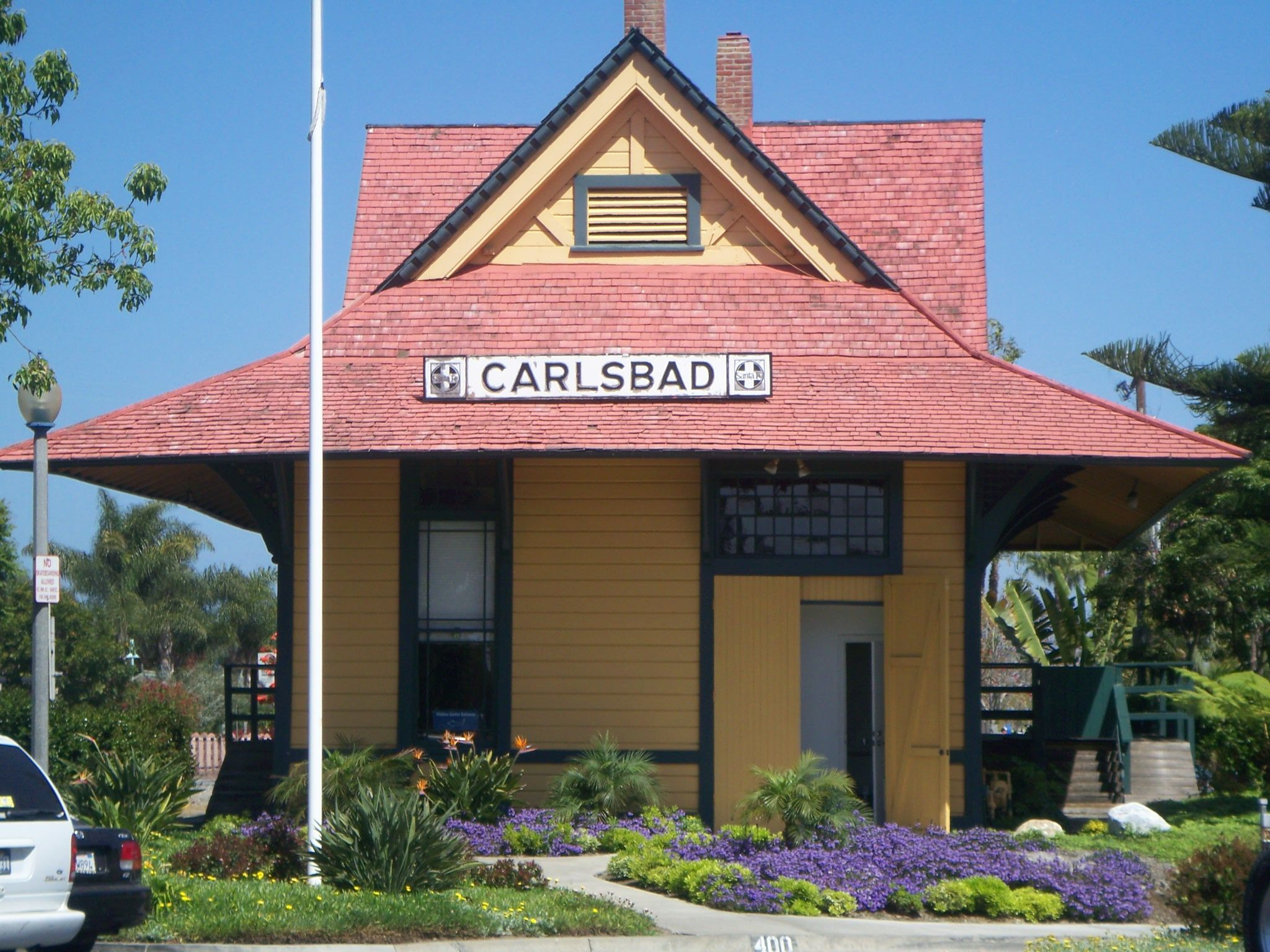 Carlsbad Convention and Visitors Bureau A