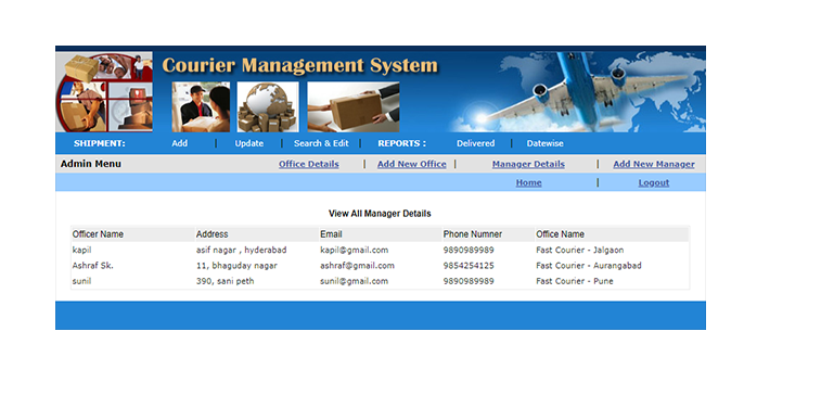 Courier Service Software Is Commonly Utilised By Organisations