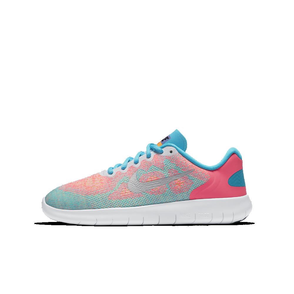 low priced ba512 7668f Nike Free RN  Products  Kids running, Big kids, Kids running
