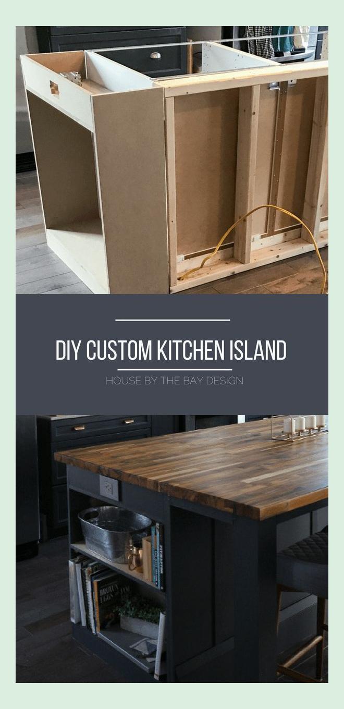 Photo of How to Build a DIY Kitchen Island #kitchenisland