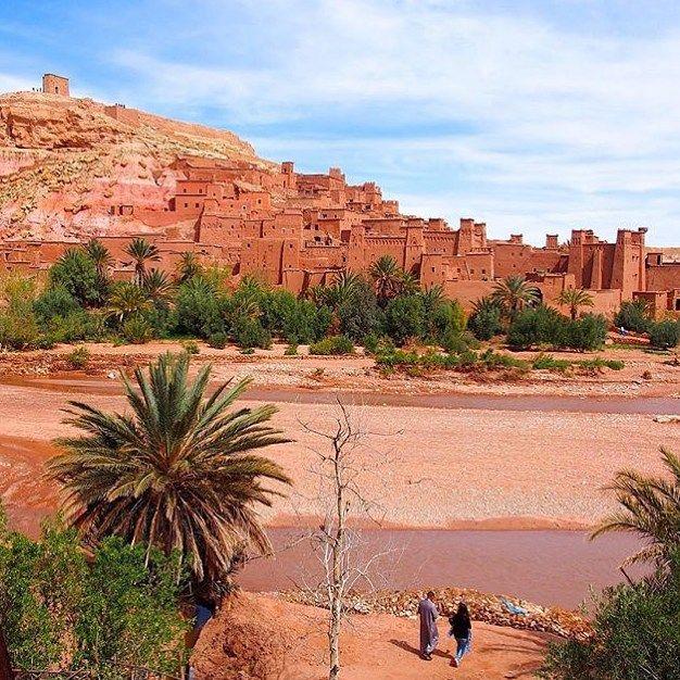 Saharan Ait-Ben-Haddou on Unescon maailmanperintökohde ja huiman kaunis arkkitehtuurin taidonnäyte. Kiitos tägäyksestä @tiinavaan! Juttua Ait-Ben-Haddousta tulossa myös Mondoon syksyn aikana. #marokko #AitBenHaddou #morocco #mondolöytö #mondolehti