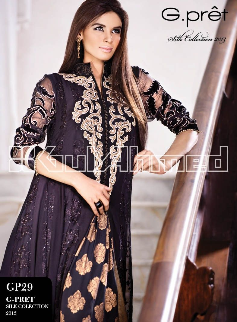 ee0b1dcec3 GP-29 STITCHED SUIT - Gul Ahmed Shop, Pakistan | Gulahmed G-Pret ...