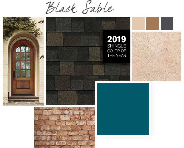 Best Owen S Corning 2019 Shingle Color Of The Year Is Black 640 x 480