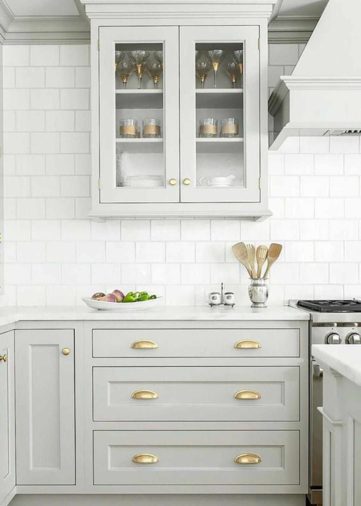 5 Kitchens That Inspire -   17 sage green kitchen cabinets paint ideas