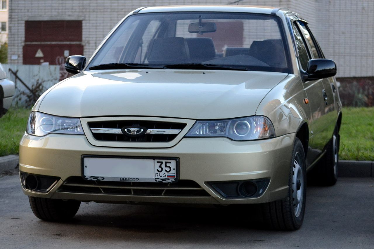 Daewoo Nexia 2008 Daewoo General Motors Cars Facelift