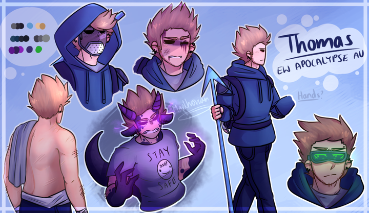 Book of Eddsworld AUs (DONT READ IM DELETING THIS LATER) - BioWorld