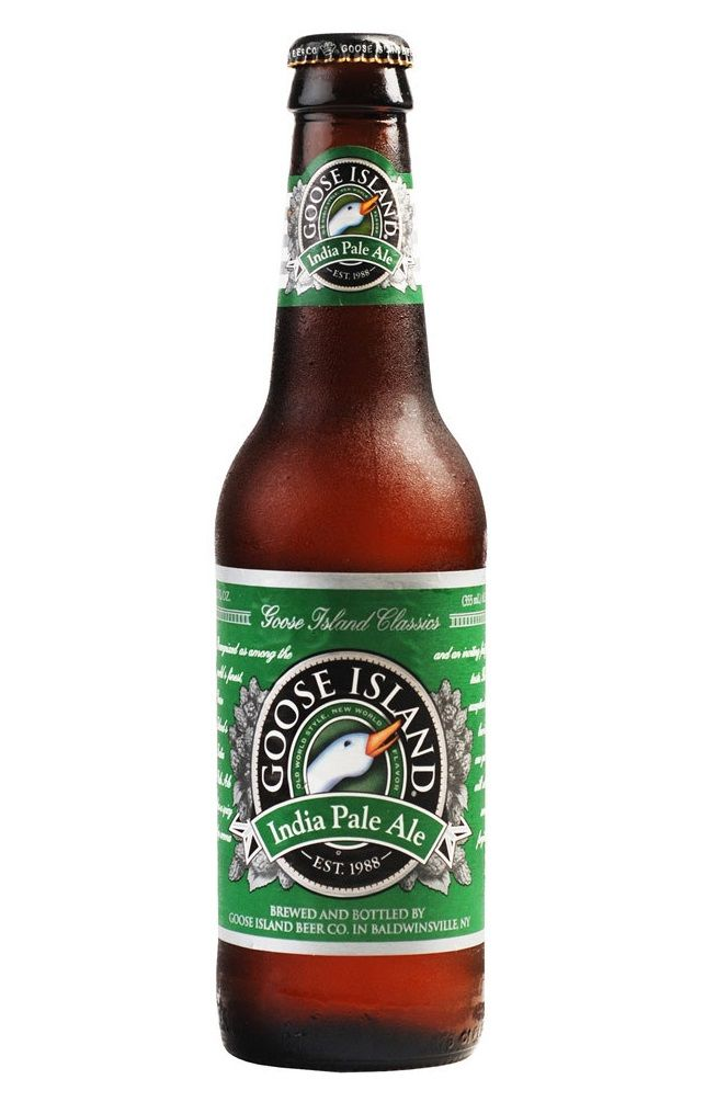 Goose Island IPA India Pale Ale 59 ABV Beer Co USA