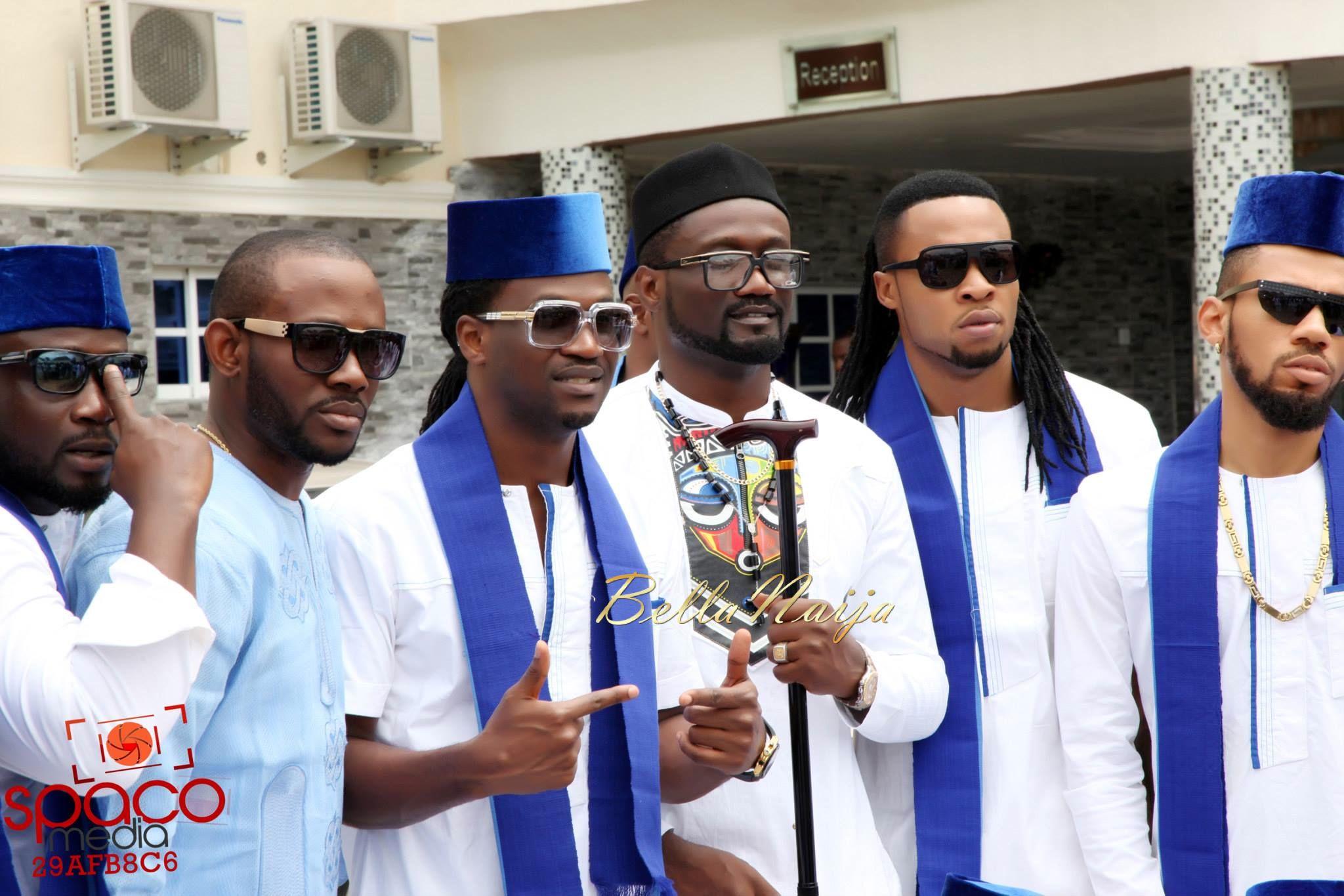 Jude Okoye and Ify Traditional Igbo Wedding in Anambra