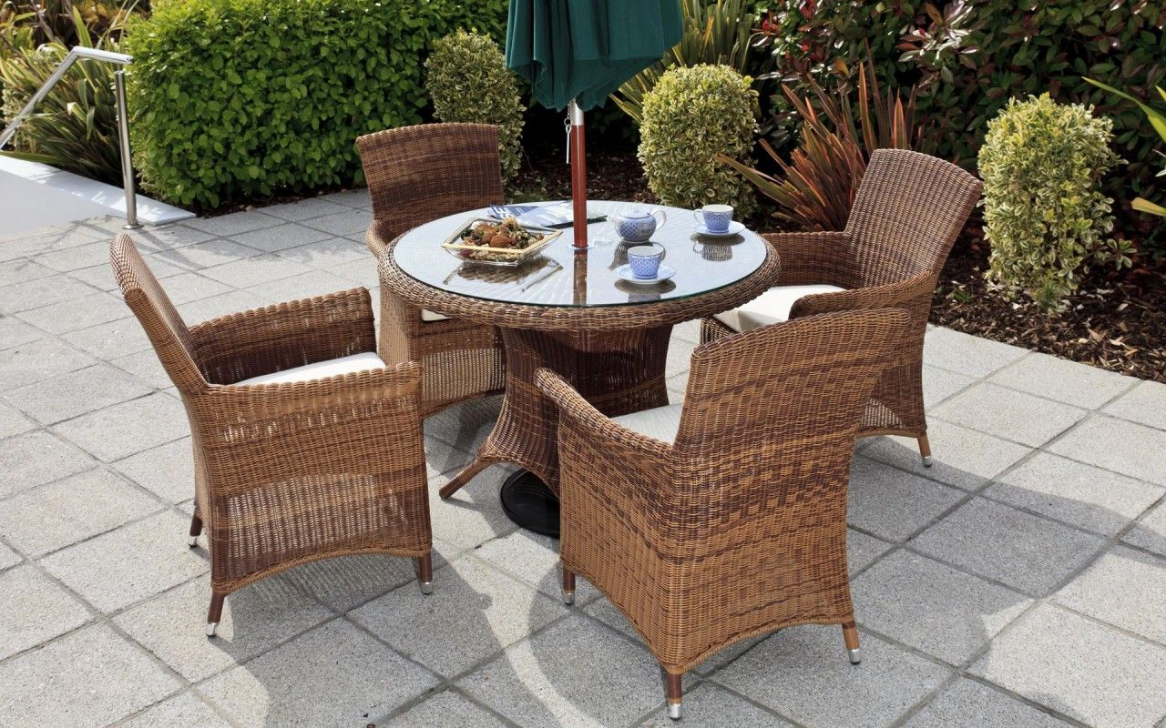Rattan Bamboo And Other Plant Fiber As Furniture Material