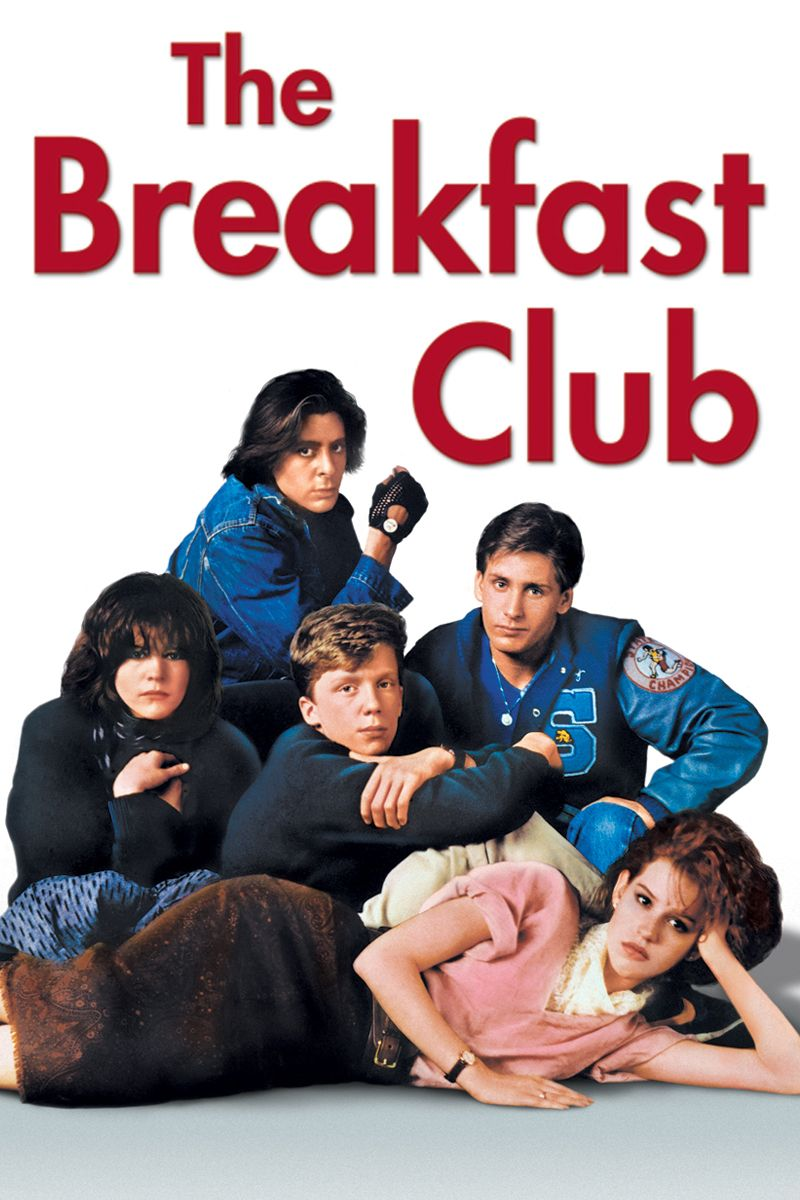 The Breakfast Club Movie Posters