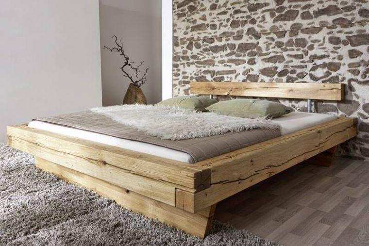 Balkenbett Bett Zeichnen Kaufen Massivmoebel24 Versandfrei Wildeiche Balkenbett Aus Wildeiche 180x200 Cm Variable Matratz In 2020 Holzbalken Bett Holzbett Bett