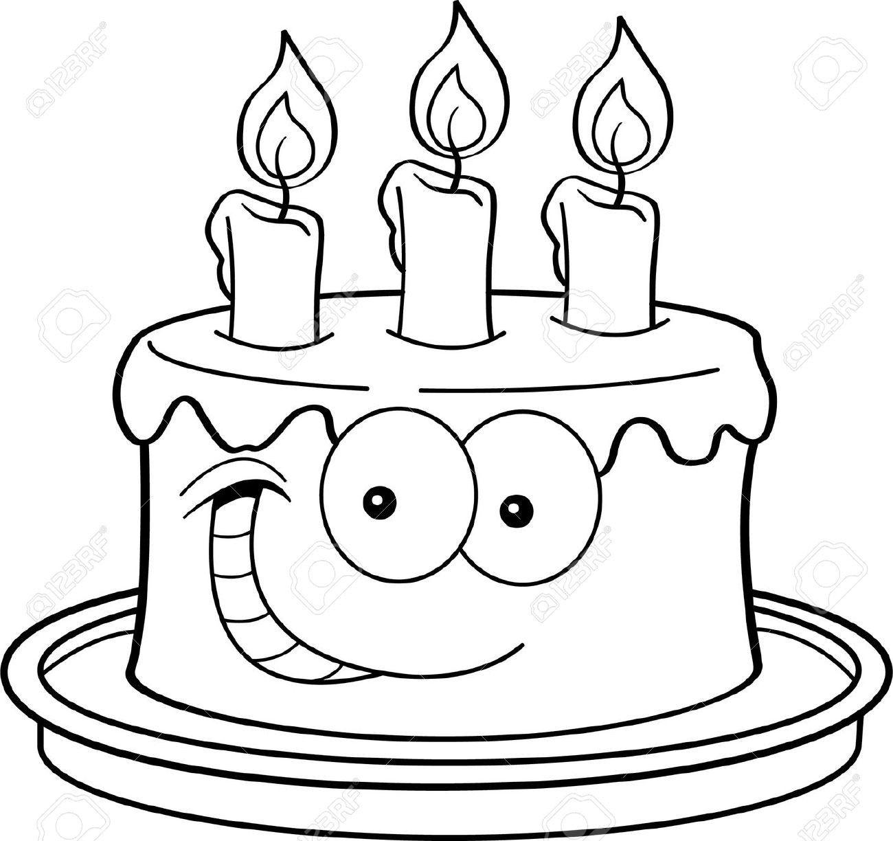 20 Besten Ideen Geburtstagskuchen Clipart Schwarz Weiß Beste Wohnkultur Bastelideen Coloring Und Frisur Inspiration Clipart Kuchen Zeichnung Kinder Zeichnen